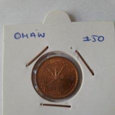 Monedas antiguas de Asia: OMÁN 5 BAISA 1990 KM#50 S/C. Lote 243918850