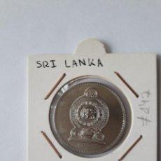 Monedas antiguas de Asia: SRI LANKA 2 RUPIAS 2002 KM#147 EXCELENTE. Lote 244761850