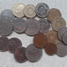Monedas antiguas de Asia: JORDANIA. 20 MONEDAS. Lote 245438950
