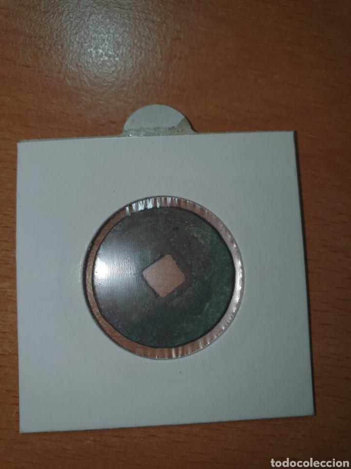 Monedas antiguas de Asia: Moneda china 1064,1067 dinastía sung - Foto 2 - 245906570