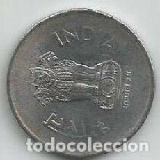 Monedas antiguas de Asia: MONEDA DE INDIA 1 RUPIA 2001. Lote 247972815