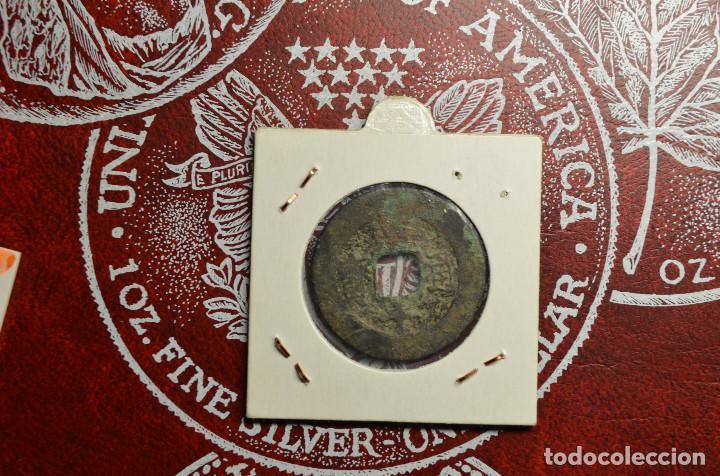 Monedas antiguas de Asia: KOREA - 2 MUN - 1742 - Foto 2 - 248572525