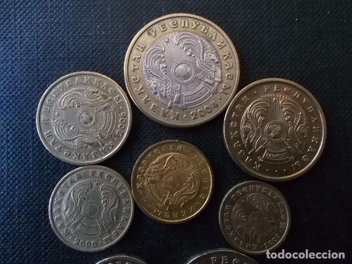 Monedas antiguas de Asia: conjunto de monedas de Kazakhstan - Foto 3 - 177456892