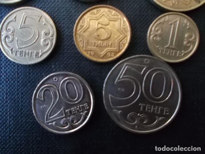Monedas antiguas de Asia: conjunto de monedas de Kazakhstan - Foto 6 - 177456892