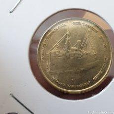 Monete antiche di Asia: INDIA 5 PAISA 2014 – BARCO. Lote 251510895