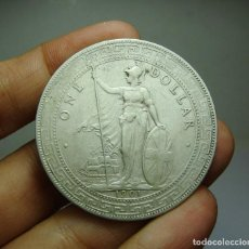 Monedas antiguas de Asia: 1 DÓLAR. PLATA. IMPERIO BRITÁNICO. BOMBAY - 1901. Lote 253544950