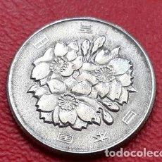 Monedas antiguas de Asia: MONEDA JAPON 100 YENES 50 1975 CUPRONIQUEL Y82 LOTE A513. Lote 255289150