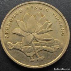 Monedas antiguas de Asia: CHINA, 5 JIAO 2012. Lote 255310120
