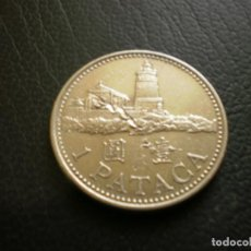 Monete antiche di Asia: MACAO 1 PATACA 2007. Lote 255633150