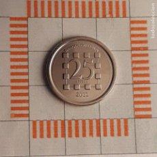 Monedas antiguas de Asia: 25 LIVRES, LIBANO. 2002. (KM#40).. Lote 262088035
