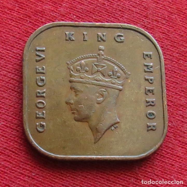 Monedas antiguas de Asia: Malaya 1 cent 1943 Malaysia Malasia - Foto 2 - 262268480