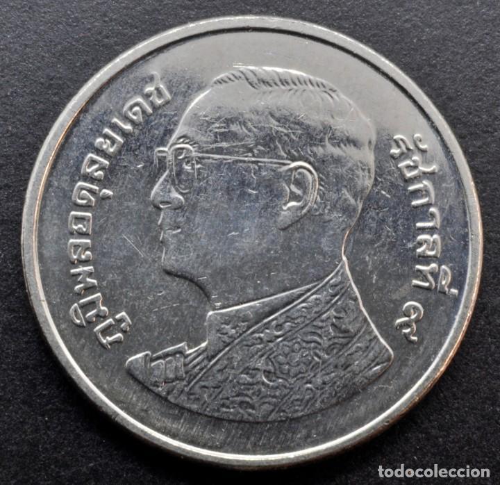 TAILANDIA, 1 BAHT 2017 (Numismática - Extranjeras - Asia)