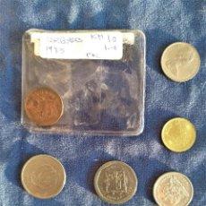 Monedas antiguas de Asia: LOTE 7 MONEDAS ISLAS OCEANIA. Lote 262474375