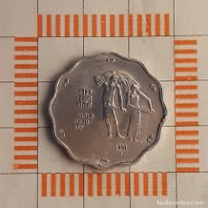 Moedas antigas da Ásia: 10 PAISE, INDIA. 1981 . (BOMBAY) . (KM#36).. Lote 263750930