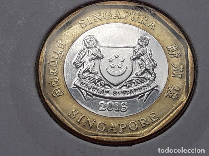 Monedas antiguas de Asia: SINGAPUR MONEDAS VARIAS - Foto 2 - 266560713