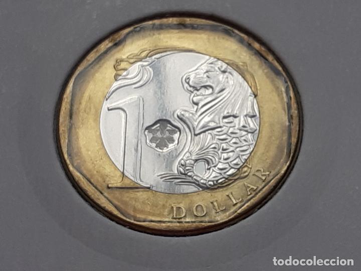 Monedas antiguas de Asia: SINGAPUR MONEDAS VARIAS - Foto 3 - 266560713