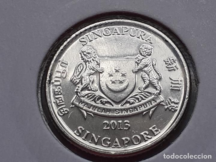 Monedas antiguas de Asia: SINGAPUR MONEDAS VARIAS - Foto 5 - 266560713