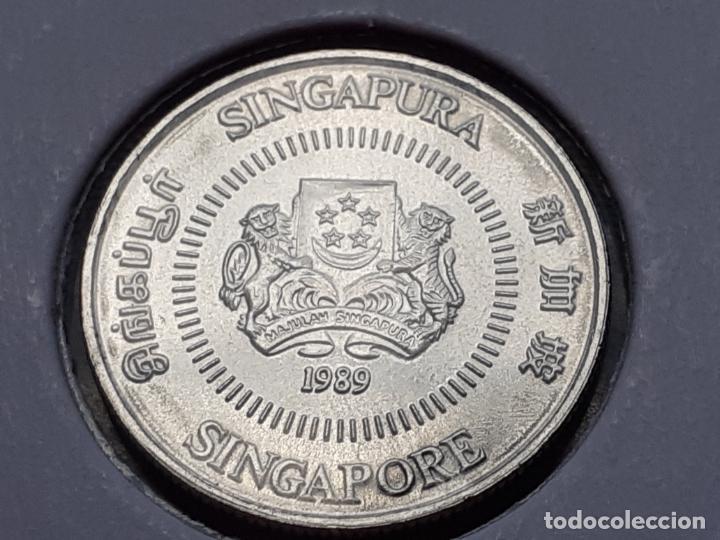 Monedas antiguas de Asia: SINGAPUR MONEDAS VARIAS - Foto 11 - 266560713