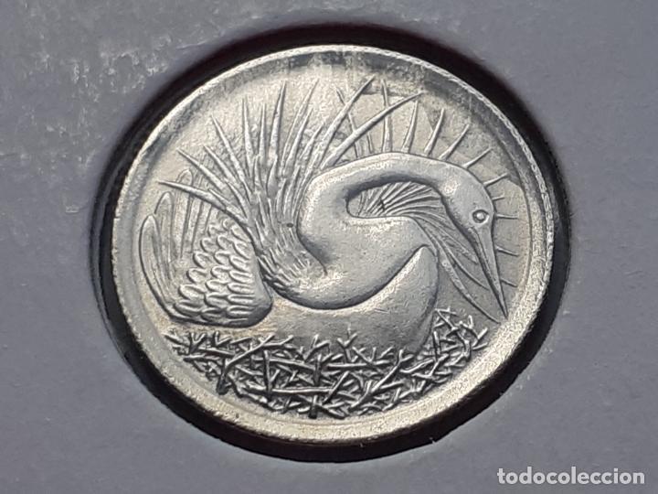 Monedas antiguas de Asia: SINGAPUR MONEDAS VARIAS - Foto 22 - 266560713
