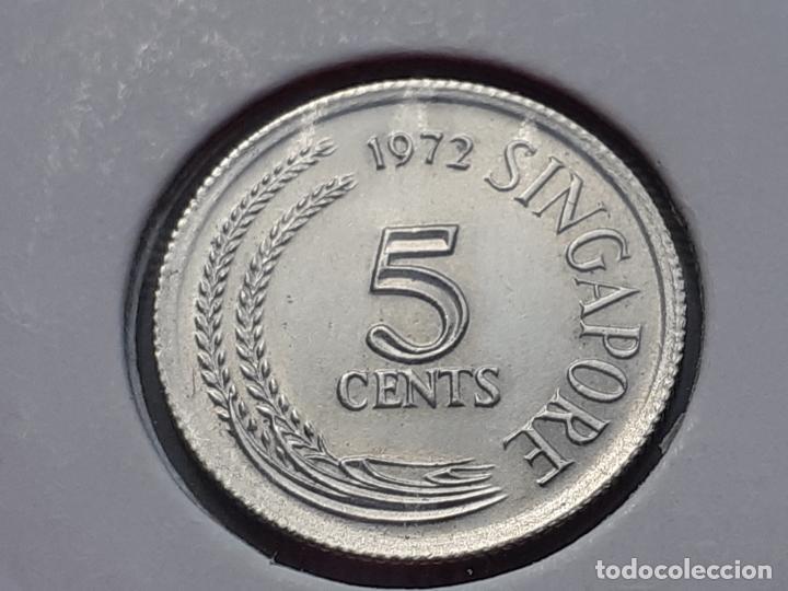 Monedas antiguas de Asia: SINGAPUR MONEDAS VARIAS - Foto 23 - 266560713