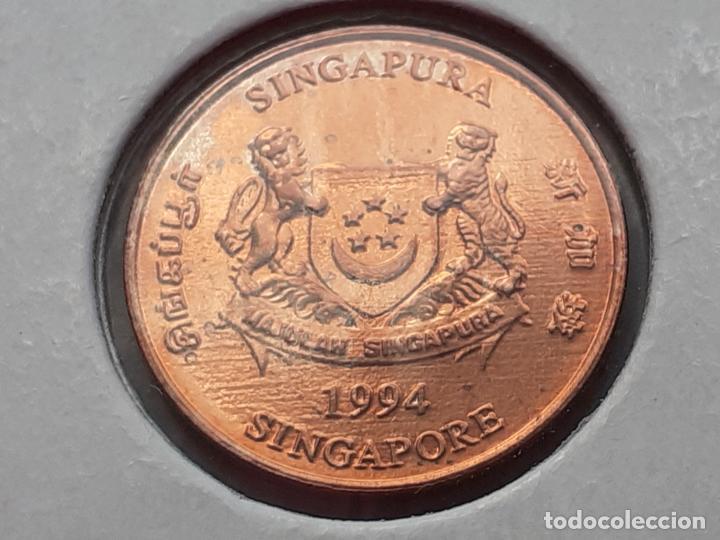 Monedas antiguas de Asia: SINGAPUR MONEDAS VARIAS - Foto 26 - 266560713