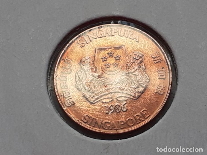 Monedas antiguas de Asia: SINGAPUR MONEDAS VARIAS - Foto 28 - 266560713