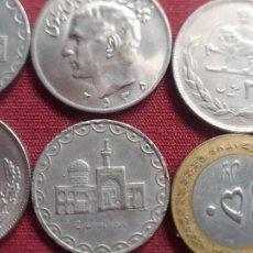 Monnaies anciennes d'Asie: IRAN. PERSIA. 9 MONEDAS. Lote 267110609