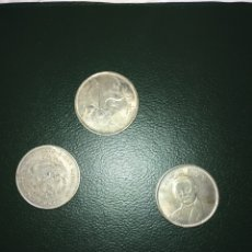 Monedas antiguas de Asia: VENDO 3 MONEDAS CHINAS ANTIGUAS-- LLEVAN ALGO DE PLATA (UN PORCENTAJE) --. Lote 268907619