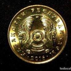 Monedas antiguas de Asia: 10 TIYN 2016 KAZAJISTÁN SUBASTA LIQUIDACIONES. Lote 269046708