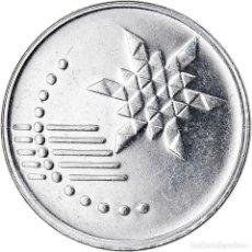 Monedas antiguas de Asia: [#790015] MONEDA, MALASIA, 10 SEN, 2015, MBC, ACERO INOXIDABLE, KM:NEW. Lote 269051033