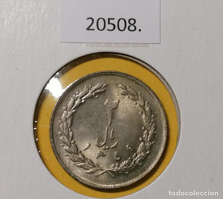 Monedas antiguas de Asia: Iran 2 rials 1359/1980 - Foto 2 - 269167058