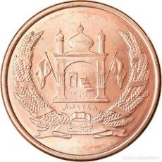 Monedas antiguas de Asia: [#786410] MONEDA, AFGANISTÁN, AFGHANI, SH1383 (2004), AFGHANISTAN, SC, COBRE CHAPADO EN. Lote 269188523