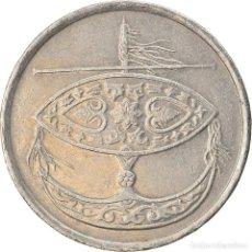 Monedas antiguas de Asia: [#747536] MONEDA, MALASIA, 50 SEN, 1997, MBC, COBRE - NÍQUEL, KM:53. Lote 269505113