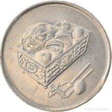 Monedas antiguas de Asia: [#747531] MONEDA, MALASIA, 20 SEN, 2001, MBC, COBRE - NÍQUEL, KM:52. Lote 269506308