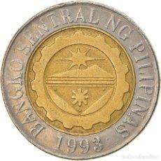 Monedas antiguas de Asia: [#747545] MONEDA, FILIPINAS, 10 PISO, 2006, MANILA, MBC, BIMETÁLICO, KM:278. Lote 269506453