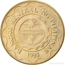 Monedas antiguas de Asia: [#747543] MONEDA, FILIPINAS, 5 PISO, 2004, MBC, NÍQUEL - LATÓN, KM:272. Lote 269509738