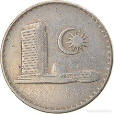 Monedas antiguas de Asia: [#747455] MONEDA, MALASIA, 20 SEN, 1976, FRANKLIN MINT, MBC, COBRE - NÍQUEL, KM:4. Lote 269572373