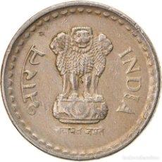 Monedas antiguas de Asia: [#747447] MONEDA, INDIA-REPÚBLICA, 5 RUPEES, 2003, BC+, COBRE - NÍQUEL, KM:154.1. Lote 269573968