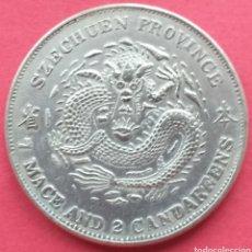 Monedas antiguas de Asia: CHINA PROVINCIA DE SZECHUEN DOLAR PLATA. Lote 269969308
