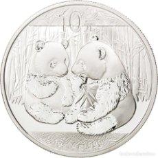 Monedas antiguas de Asia: [#88761] MONEDA, CHINA, REPÚBLICA POPULAR, 10 YÜAN, 2009, FDC, PLATA, KM:1896. Lote 271417208