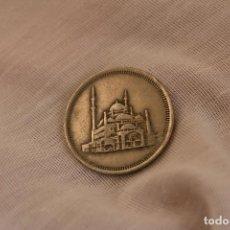 Monedas antiguas de Asia: MONGOLIA TUGRIKS PALACIO TAJ MAHAL EN INDIA. Lote 276106993