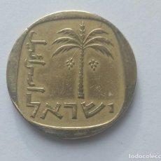 Monedas antiguas de Asia: ISRAEL 25 AGOROT 1976. Lote 276119473