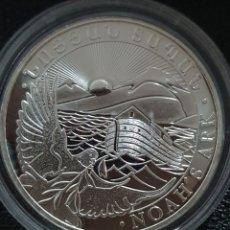 Monedas antiguas de Asia: 500 DRAMS. PLATA999. PESA 31,10 GRAMOS. 1ONZA.. Lote 276412703