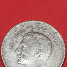 Monedas antiguas de Asia: 10 RIALES IRÁN 1970. Lote 277264438