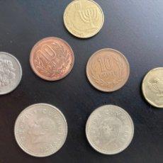 Monedas antiguas de Asia: LOTE MONEDAS ASIÁTICAS. Lote 277458758