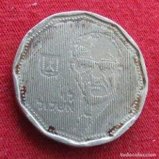 Monedas antiguas de Asia: ISRAEL 5 SHEQALIM 1990 LEVI ESHKOL. Lote 278235138