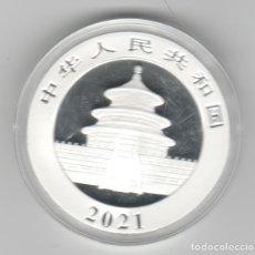 Monedas antiguas de Asia: CHINA- 10 YUAN- 2021- ONZA- PROF-ENCAPSULADA. Lote 278479158