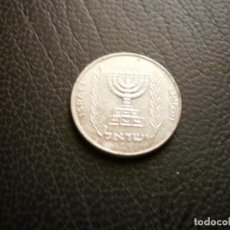 Monedas antiguas de Asia: ISRAEL 5 AGOROT 1980. Lote 279581303