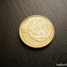 Monedas antiguas de Asia: ISRAEL 5 AGOROT 1986. Lote 279581453