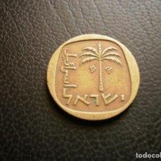 Monedas antiguas de Asia: ISRAEL 10 AGOROT 1962. Lote 279581743